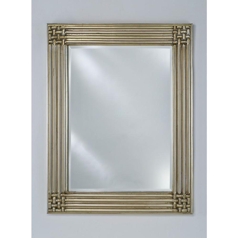 Bathroom Mirrors Silver | Aaron Kitchen & Bath Design Gallery ...
