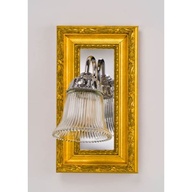 Afina Corporation Side Sconce Parliament Honey
