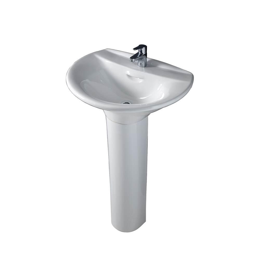 Bathroom Sinks Nj bathroom sinks pedestal bathroom sinks | aaron kitchen & bath
