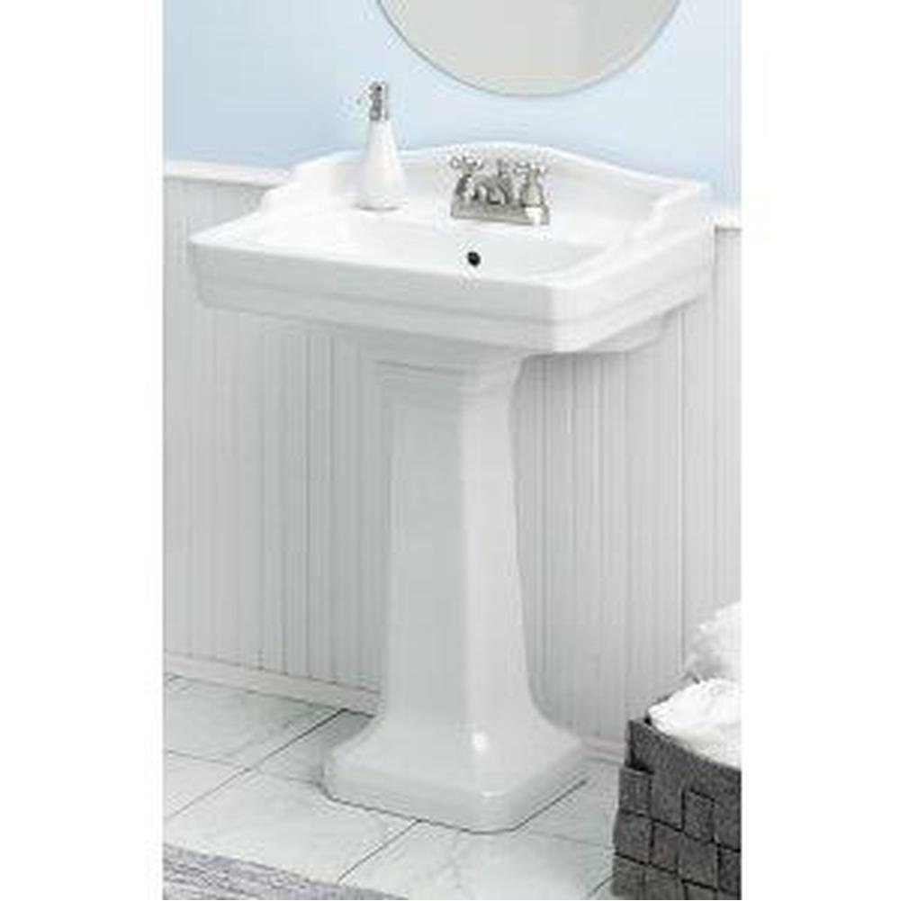 Pedestal Bathroom Sinks