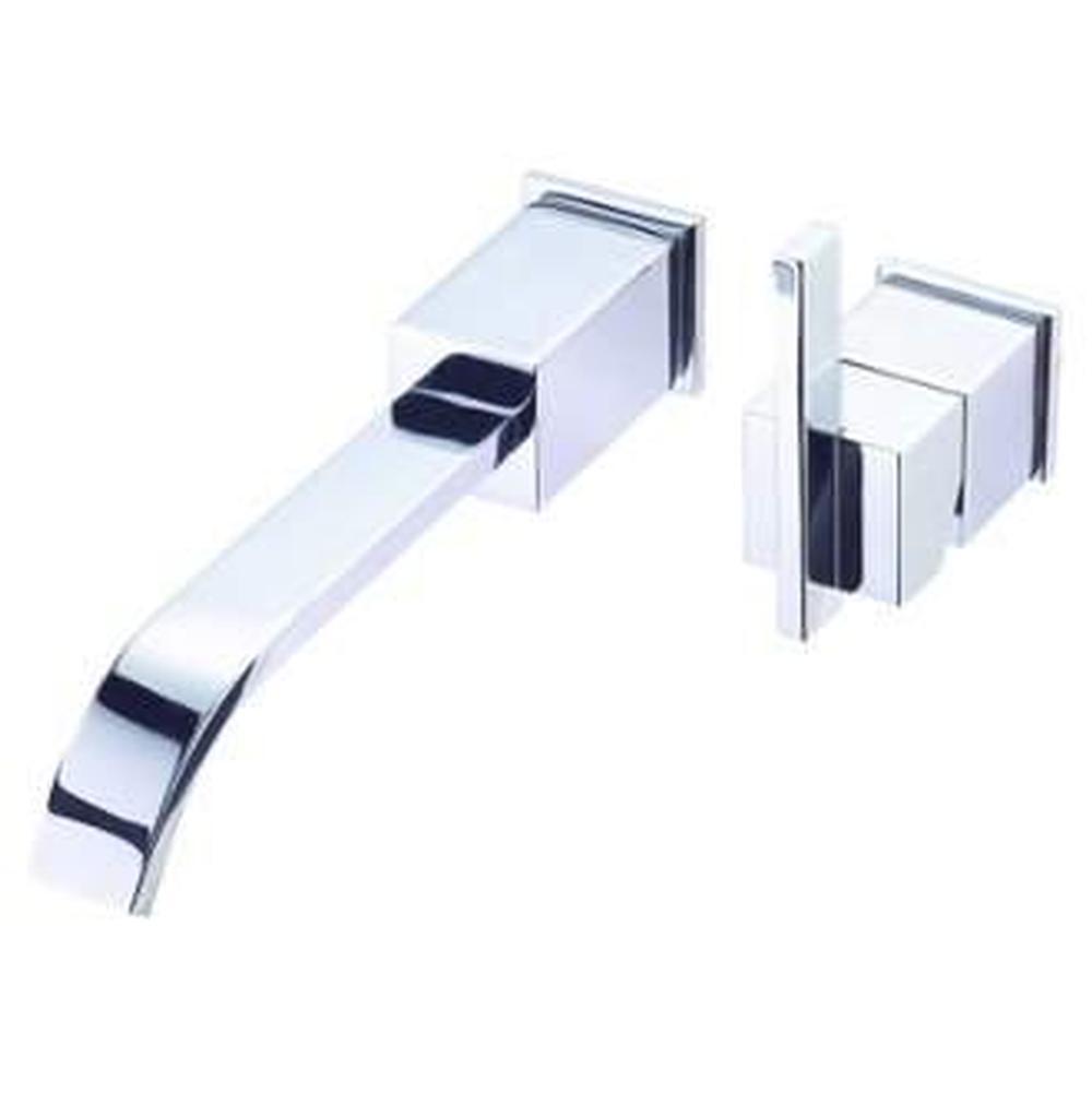 d216144t danze sirius 1h wall mount lavatory faucet