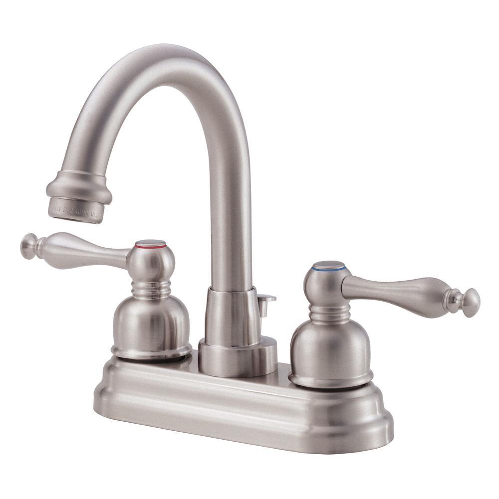 Bathroom Sink Faucets Centerset   Aaron Kitchen & Bath Design ...