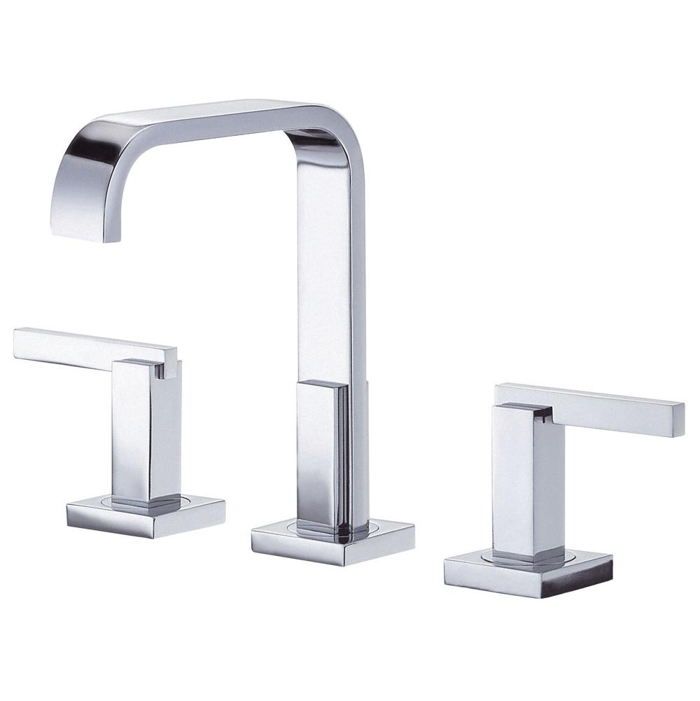 Bathroom Sink Faucets Mini Widespread | Aaron Kitchen & Bath Design ...