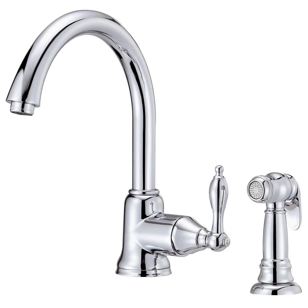 Danze Melrose Kitchen Faucet Faucets Kitchen Faucets Aaron Kitchen Bath Design Gallery