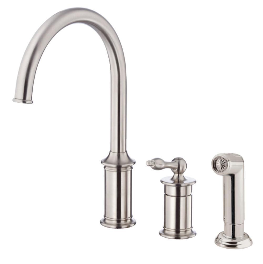Danze Kitchen Faucet Parts Faucets Kitchen Faucets Aaron Kitchen Bath Design Gallery