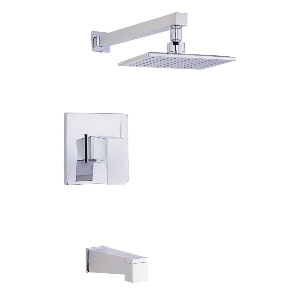 Showers Tub And Shower Faucets | Aaron Kitchen & Bath Design Gallery ...