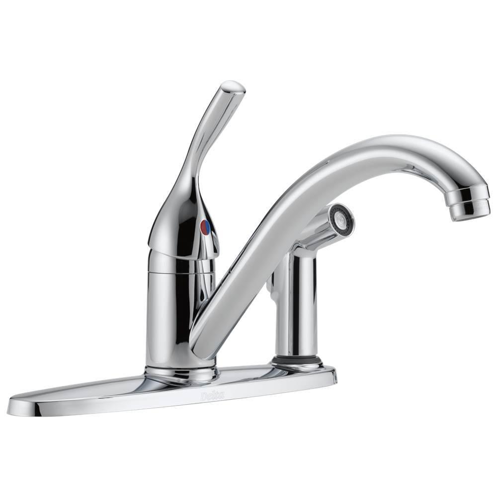 Delta Faucet Faucets Kitchen Faucets | Aaron Kitchen & Bath Design ...