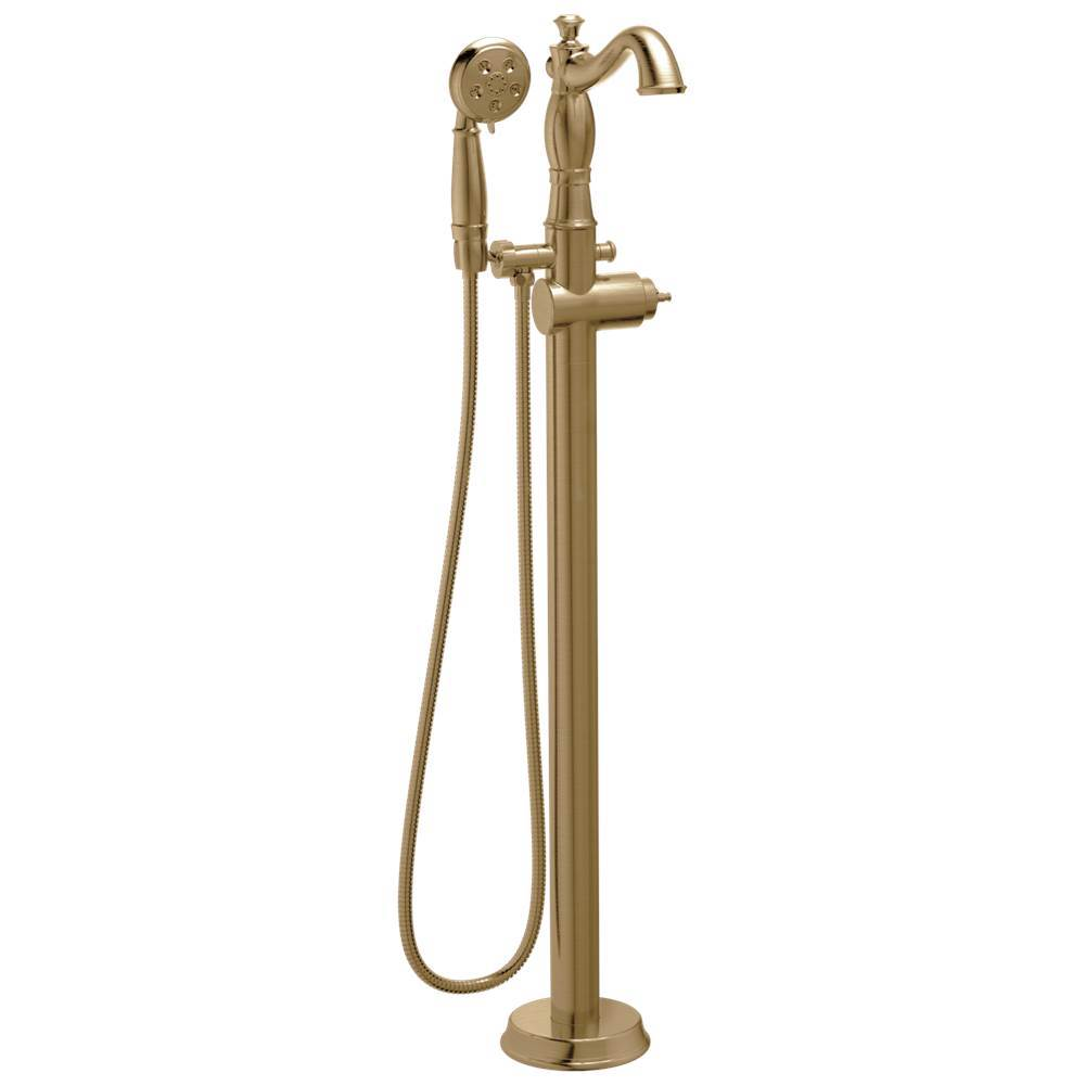 Delta Faucet Cassidy   Aaron Kitchen & Bath Design Gallery - Central ...