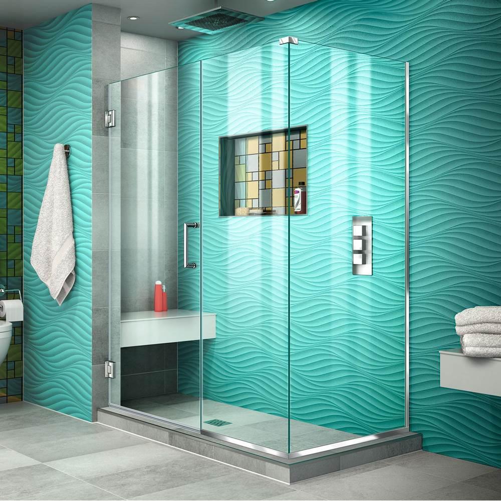 Showers Shower Doors | Aaron Kitchen & Bath Design Gallery - Central ...