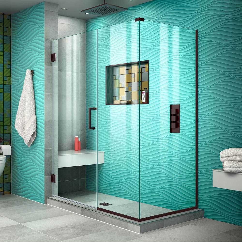 Dreamline Showers SHEN-24505300-06 at Aaron Kitchen & Bath Design ...