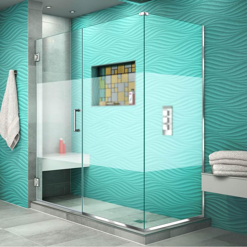 Showers Shower Doors Chromes | Aaron Kitchen & Bath Design Gallery ...