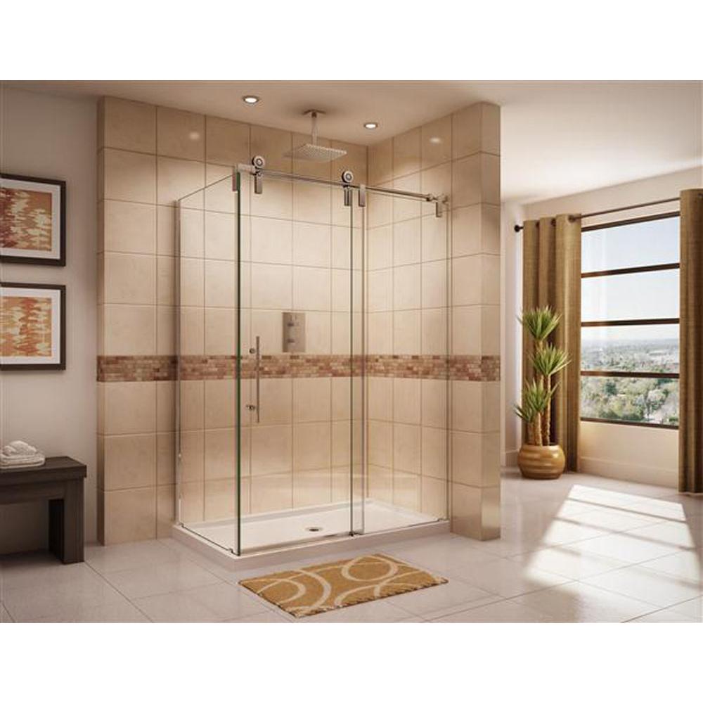 Fleurco Showers Shower Doors Kinetic | Aaron Kitchen & Bath Design ...