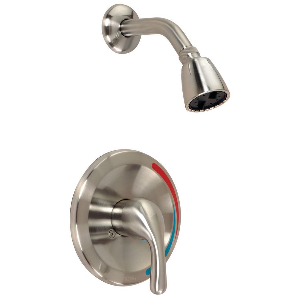 Gerber Plumbing Bathroom Showers   Aaron Kitchen & Bath Design ...