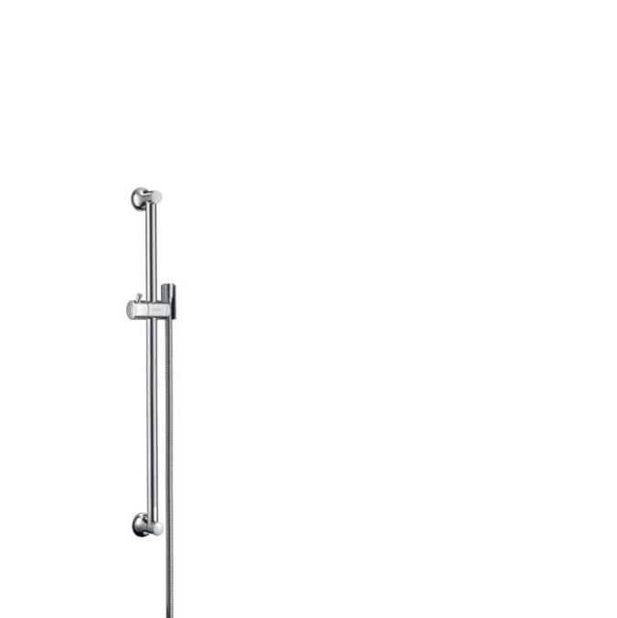 Hansgrohe Unica Wallbar Classic, 24'' In Chrome
