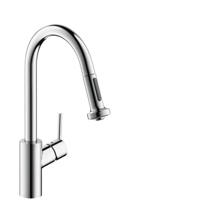 Hansgrohe Talis S² Higharc Kitchen Faucet, 2-Spray Pull-Down, 1.75 Gpm In Chrome