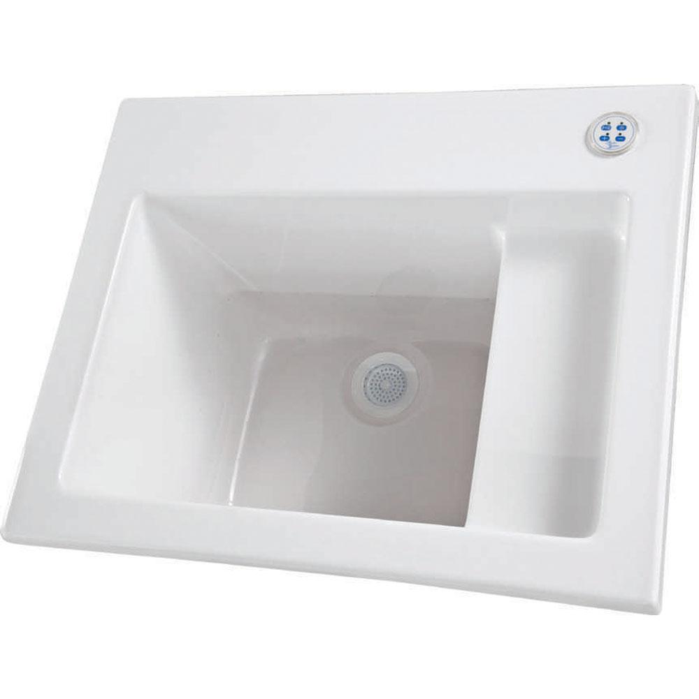 Hydro Systems DELICATE TOUCH 2126 AC - SINK ONLY - BISCUIT
