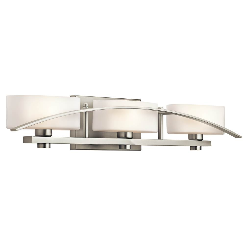 6 Light Bathroom Vanity Lighting Fixture wall lighting lighting | aaron kitchen & bath design gallery