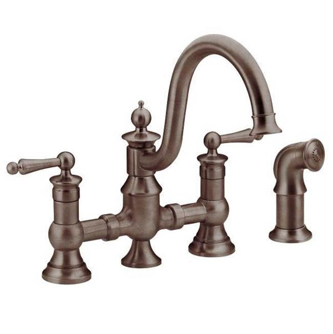 kitchen faucets bridge aaron kitchen bath design gallery 684 41 1 016 33