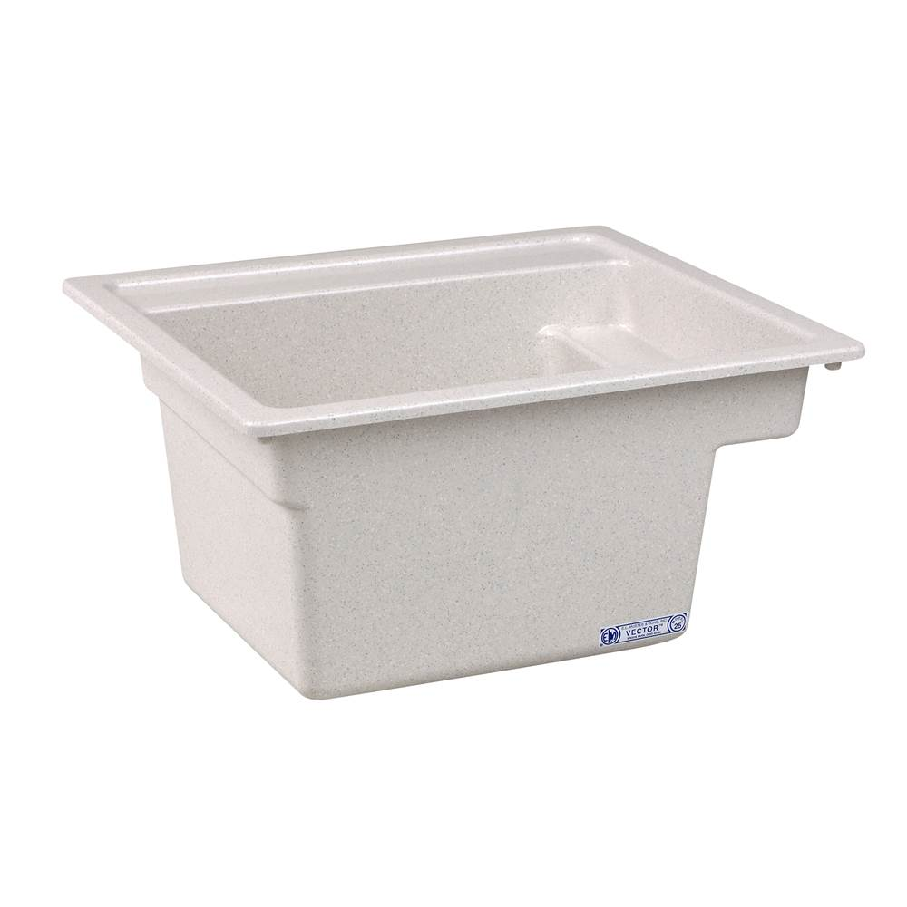 Mustee And Sons Vector Multi-Task Sink 22 X 25 Prairie Drift