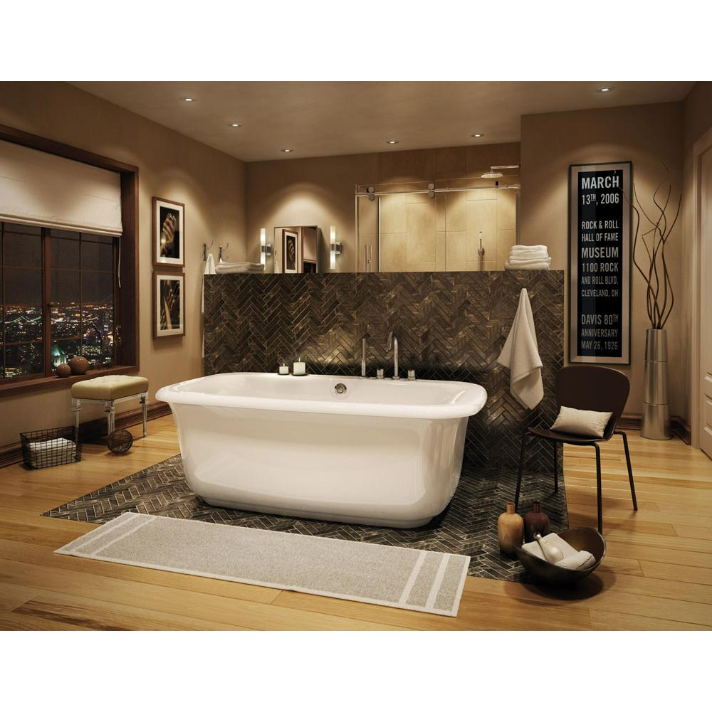 Tubs Air Bathtubs Nickel Tones | Aaron Kitchen & Bath Design Gallery ...