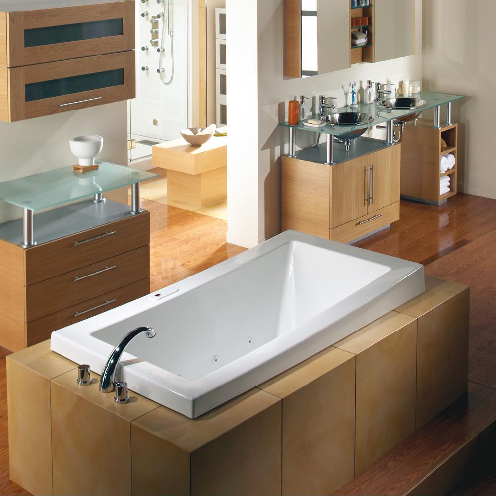 Maax Bathroom Tubs | Aaron Kitchen & Bath Design Gallery - Central ...