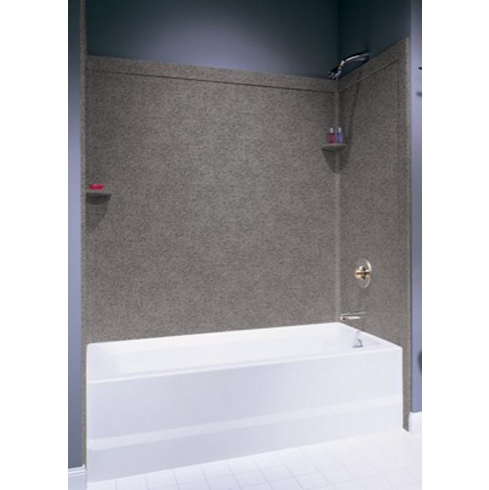 Shower Enclosures Shower Wall | Aaron Kitchen & Bath Design Gallery ...
